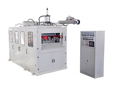 SPC-760A Plastic Thermoforming Machine