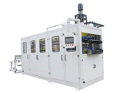 SPC-760B Plastic Cup Making Machine