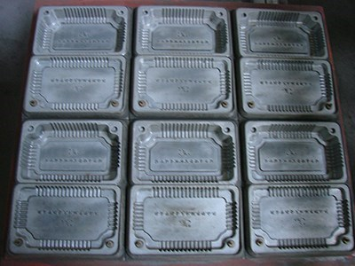 BOPS Lunch Box Mold