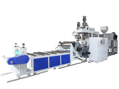 Mutli-layer Sheet Extruder